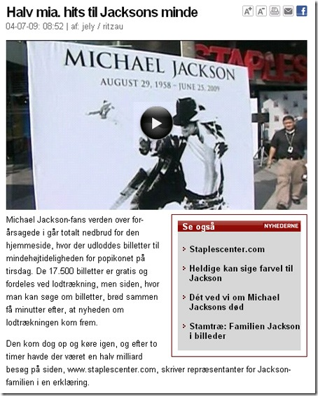 tv2 halv mia hits til michael jackson